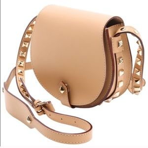 NEW Rebecca Minkoff Skyler studded crossbody bag